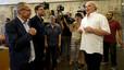 """Lluís Rabell: """"Encapçalo la candidatura perquè jo sí que vull ser president"""""""