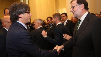 Puigdemont avisa de que las cuentas del 2017 no ser�n muy diferentes de las rechazadas