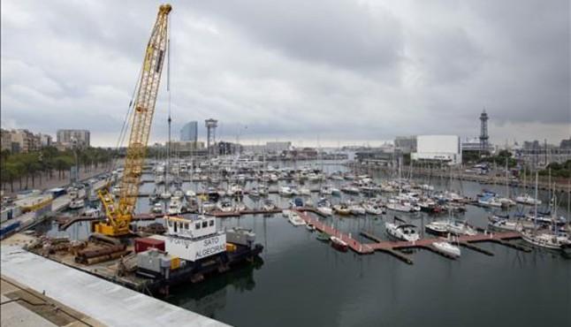 ICV pide a Trias cambiar la marina de lujo del Port Vell de BCN por un paseo de mar