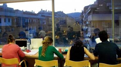 Barcelona contará con más salas de estudio y un mapa interactivo para consultar su ocupación