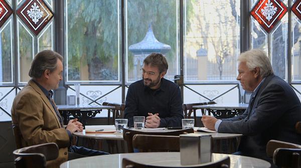 'Salvados' torna. Una entrevista amb Artur Mas i Felipe Gonz�lez.