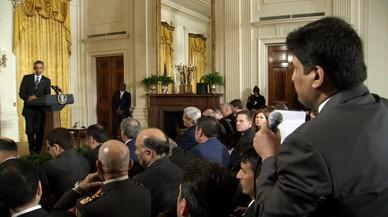 Una imagen del documental 'La Casa Blanca:la històriaportes endins'.