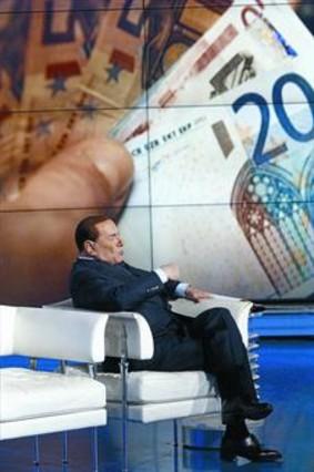 Berlusconi alarma a la UE