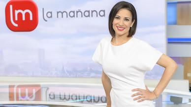 Silvia Jato vuelve a 'La mañana' de TVE-1