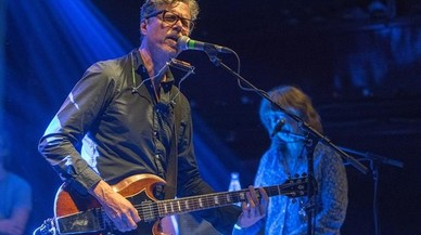 The Jayhawks, a la sala Apolo.