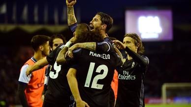 El Madrid es veu campió de Lliga