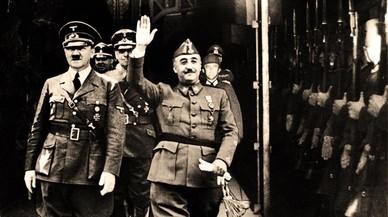 """La Fundación Franco afirma que el dictador va ser l'""""antítesi de Hitler"""""""