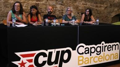 """La CUP reprocha a Colau un """"mandato de oportunidades perdidas e ilusiones frustradas"""""""