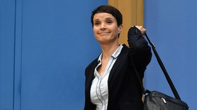 La ultradretana alemanya Petry anuncia que no assumirà el seu escó
