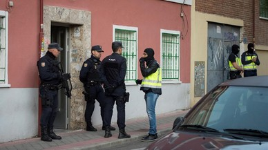 Detingut a Madrid un presumpte gihadista que s'amagava entre okupes