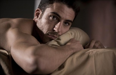 Miguel ngel Silvestre, en una imagen de la pelcula 'Lo mejor de Eva'. 