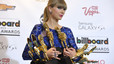 Taylor Swift, la gran guanyadora dels premis Billboard