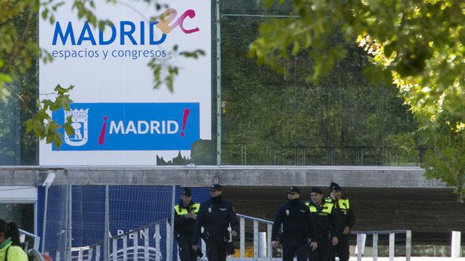 Los vídeos inéditos de Madrid Arena