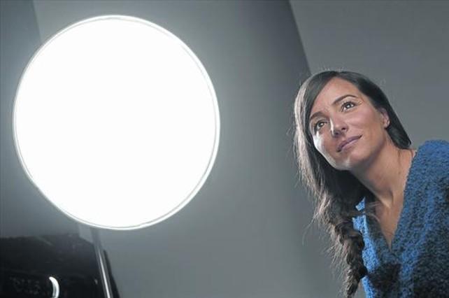 La periodista Laia Servera, presentadora del Info K del Super 3