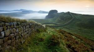 Historias de Juego de Tronos (1): el Muro de Adriano.