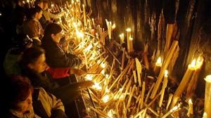 ealos2813338 pelegrinos en ftima