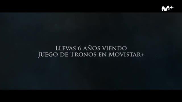 El vídeo promocional de Joc de trons de Movistar+ amb nens de 6 anys