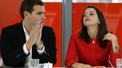 Ciutadans recolza que l'aplicació del 155 a Catalunya sigui gradual