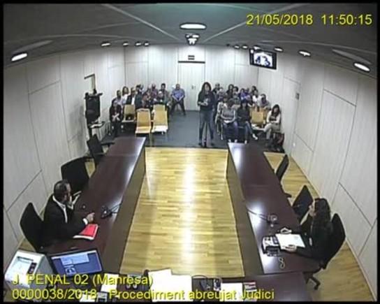 alcaldesa berga tribunal juicio político instigado ministerio