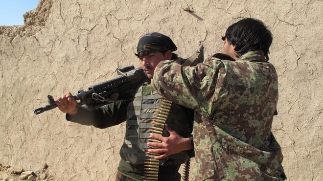 Els talibans conquisten tot un districte al sud de l'Afganistan