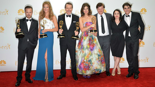 'Breaking Bad' i 'Modern Family' tornen a regnar als Emmy