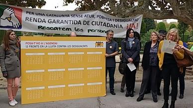 Més de 3.000 entitats insten el Govern català a augmentar la despesa i fixar les prioritats socials