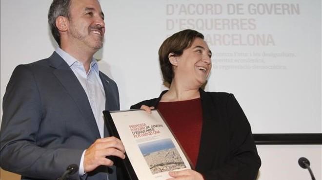 L'aposta dels quatre 'collbonis' per a Barcelona