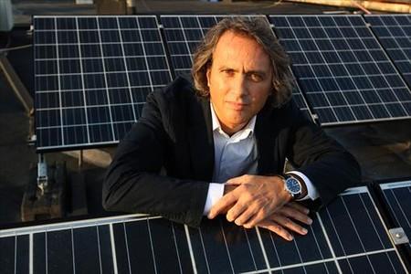 El director de BR, Willy M�ller, posa para una entrevista en este peri�dico, en septiembre del 2011.