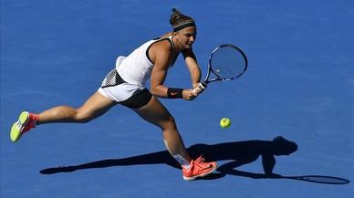 """El rocambolesc """"error"""" pel qual va donar positiu la tennista Sara Errani"""