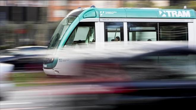 Les obres d'unió del tramvia per la Diagonal començaran l'any que ve