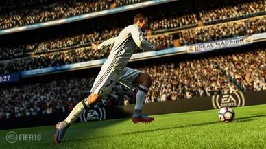 El FIFA 18 relega a Messi en beneficio de Cristiano