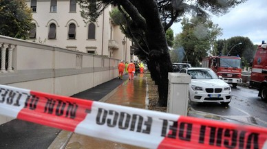 Un fort temporal deixa set morts a la Toscana