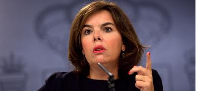 El Gobierno insta al TC a amenazar a Puigdemont y Forcadell con la inhabilitaci�n
