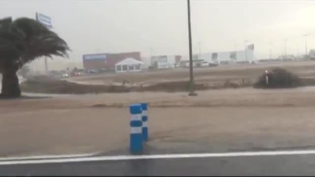 Gran Canària pateix les pitjors inundacions dels últims anys