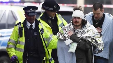 El terror torna a Londres