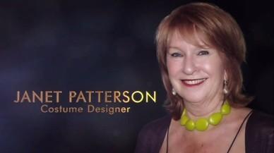 La imagen errónea de Jan Chapman ilustrando el nombre de la fallecidaJanet Paterson, en el 'In memoriam' de la gala de los Oscar.