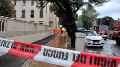 Un fuerte temporal deja siete muertos en la Toscana