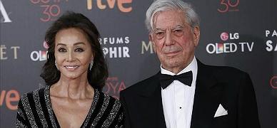 Isabel Preysler y Mario Vargas Llosa.