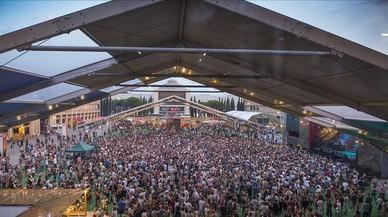 El Sónar bat el seu rècord històric de públic