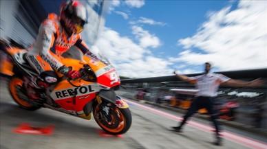 Márquez agraeix a Ducati que els resti punts a Lorenzo i Rossi