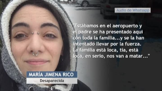 Localitzada a Turquia la noia de Màlaga desapareguda quan fugia del pare de la seva nòvia