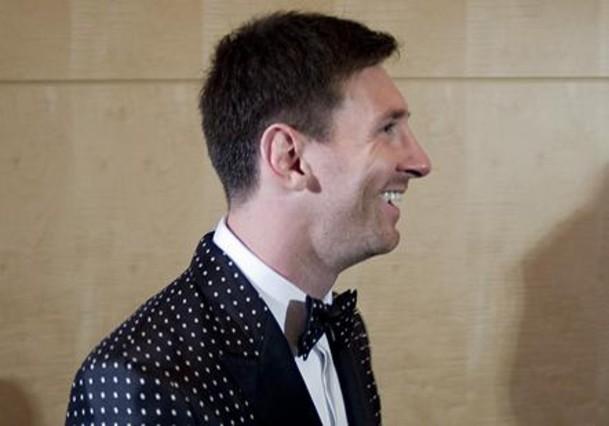 Messi, el nuevo 'fashion victim'