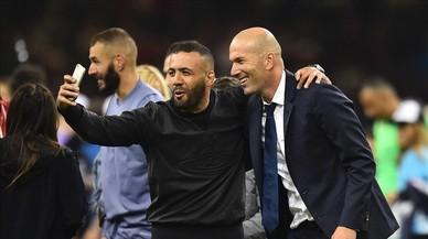 """Zidane: """"És una alegria tremenda per a aquest immens club"""""""