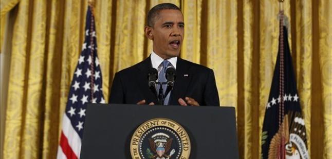 Obama afirma que el 'caso Petraeus' no ha comprometido hasta ahora la seguridad nacional