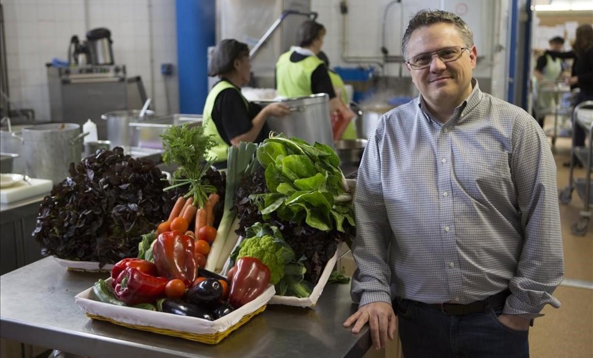 Ecolog a en el comedor escolar - Trabajar en comedor escolar ...
