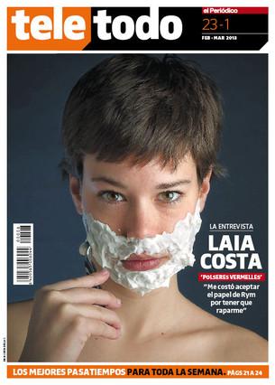 """Laia Costa: """"He perdido papeles por estar calva, pero ha valido la pena"""""""