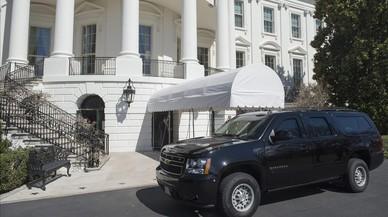 Una persona es arrestada tras penetrar en la Casa Blanca