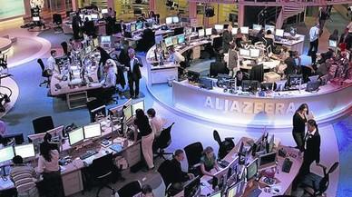 Al Jazira protesta contra la demanda saudí y de otros países de cierre de la cadena
