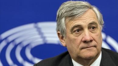 La Eurocámara aísla a Puigdemont en Bruselas