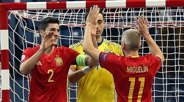 España y Rusia, a por la corona europea